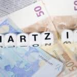 Die Anzahl der Hartz-4-Empfänger stagniert laut einer Studie des DIW.