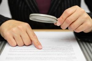 Forderung im Insolvenzverfahren: Gläubiger müssen ihre Ansprüche beim Insolvenzverwalter anmelden.