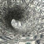 Gläubiger machten bei Insolvenzverfahren einen milliardenschweren Verlust.