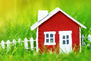 Grundbuch: Ein Pfandrecht entsteht der Bank meist, wenn sie einen Hauskredit gewährt.