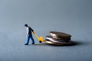 Ein wichtiger Grundsatz der Schuldenprävention: Keine unnötigen Ratenkredite - diese können schnell zur Belastung werden.