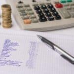 Haushaltsplan : Eine privat genutzte Auflistung verrät, wo Sie sparen können.