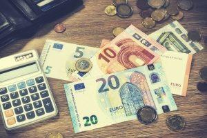 Die Höhe der Gerichtskosten bei der Privatinsolvenz werden von der Insolvenzmasse beeinflusst.