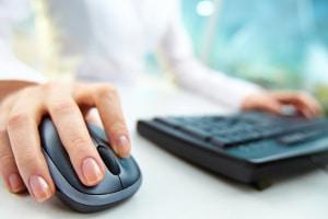 Seriosität beim Inkasso: Online können Sie nachprüfen, ob ein Unternehmen registriert ist.