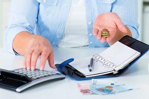 Im Falle einer Insolvenz ist das Ziel die Restschuldbefreiung nach dem Insolvenzverfahren.