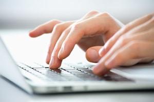 Kann ich den außergerichtlichen Insolvenzantrag auch online ausfüllen?