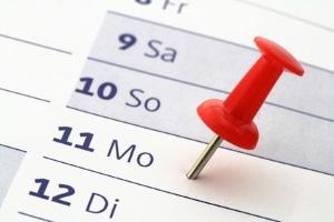 Besteht Insolvenzantragspflicht, haben GmbH-Geschäftsführer usw. normalerweise drei Wochen Zeit.