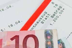 Das Nettogehalt ist entscheidend für Insolvenzgeld. Von der Steuer ist die Zahlung befreit.
