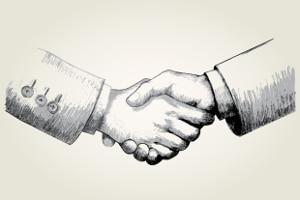 Kaufvertrag: Nach dem Abstraktionsprinzip erwirbt der Käufer mit Vertragsabschluss noch kein Eigentum.