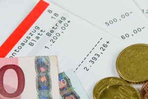 Pfändungsrechner: Bei Insolvenz und Zwangsvollstreckung kann der unpfändbare Betrag geschützt werden.