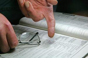 Privatinsolvenz: Für die Gerichtskosten kann eine Stundung beantragt werden.