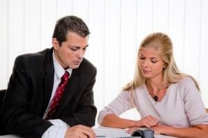 Bei einer Privatinsolvenz hilft die Schuldnerberatung.