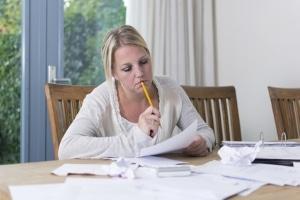 In der Wohlverhaltensphase der Privatinsolvenz muss die Steuererklärung vom Schuldner gemacht werden.