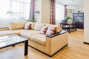 Privatinsolvenz: Was darf ich behalten? Möbel werden in der Regel nicht gepfändet.