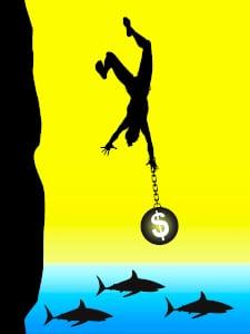 Endlich raus aus der Schuldenfalle: Lassen Sie sich von einem Schuldenberater unterstützen.