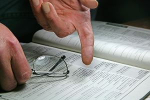 Die Regeln für die Privatinsolvenz sind der Insolvenzordnung zu entnehmen.