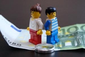 Schulden in Deutschland: Häufig ist eine Scheidung der Grund dafür.