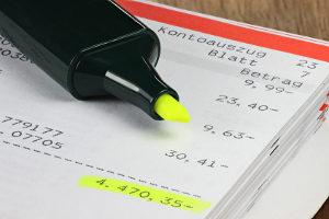 Schulden, die nach der Insolvenzeröffnung entstehen, gelten als Neuschulden und werden im Verfahren nicht berücksichtigt.