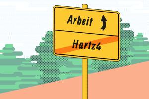 Die Schuldnerberatung für Hartz-4-Empfänger kann die Jobchancen verbessern.