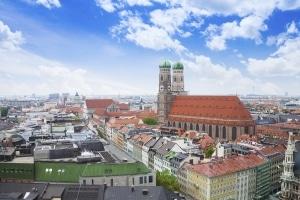Überschuldung in den Bundesländern: München und der Rest Bayerns sind weniger stark betroffen.