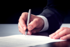 Vorfinanzierung von Insolvenzgeld: Durch eine Bank oder den Insolvenzverwalter wird der Antrag gestellt.